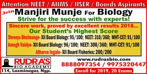 Medical Coaching Classes For NEET In Nagpur